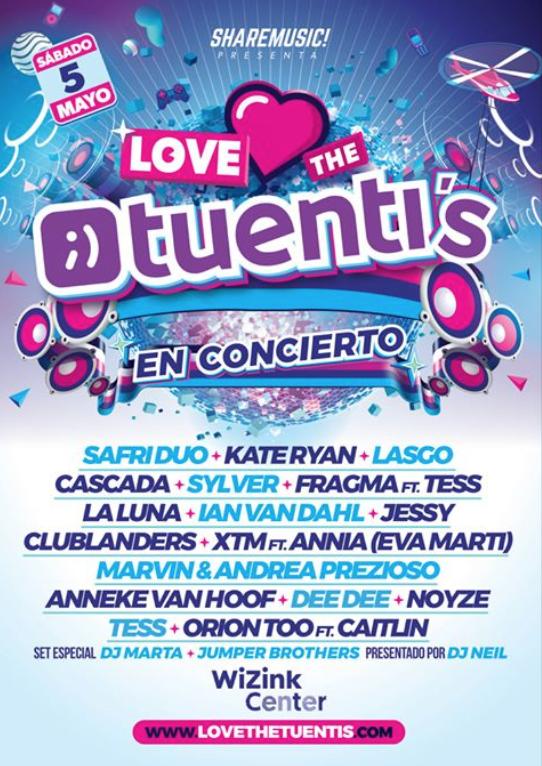 Festivales en 2018 en Valencia
